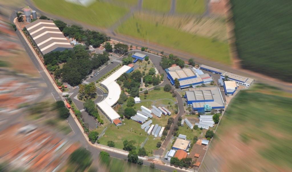Foto Aérea da Unidade